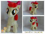 Applebloom Plushie
