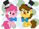 A pair of perfect pony party planners