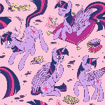 Twilight Sparkle Pattern