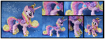 Crystal Princess Cadence Custom Plush