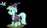 Lyra plays a summoner