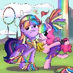 Pony Selfies