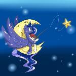 Luna and pip