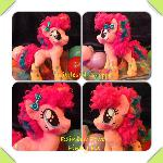 Rainbow power pinkie pie is complete