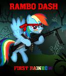 Rambo Dash First Rainbow