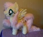 Fluffy Bedhead Fluttershy