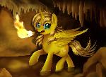 Comm: Golden Cave