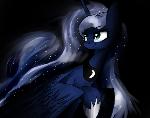 Sketchy Luna