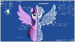 Twilight Sparkle: Blueprints