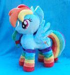 Gala Style Rainbow Dash