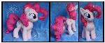 Commission: Pinkie Pie Custom Plush