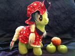 Young granny smith plush For sale