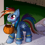 Dashie Trick Or Treat