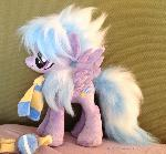 Cloudchaser plush