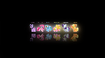 MLP Mane 6 Sprite Wallpaper
