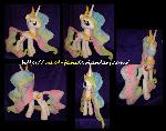 Princess Celestia 23 inches tall