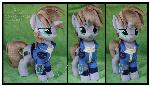 Commission: Littlepip Custom Plush