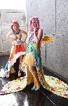 Rainbow et Fluttershy