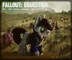 LittlePip from Fallout Equestria Plush