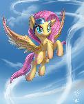 Fluttershy's Skies