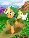 Ocarina of Time: Applejack