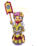 Scootaloo the Conqueror