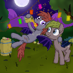 Batpony Party