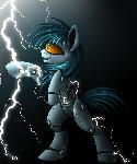 Lightning Pone CG