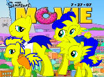 The Simpsons (my little pony version)