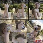 Dr Whooves plushie