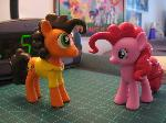 Cheese and Pinkie customs