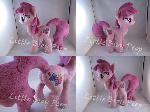 mlp Berry Punch plush (commission)