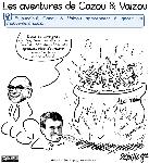 Les aventures de Cazou & Valzou