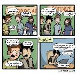 Pourquoi on n'oublie jamais nos collègues codeurs