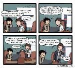 Quand je développe un back office pour le client