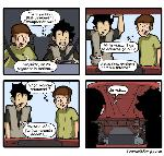 Quand le collègue utilise un code trouvé sur le web