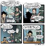 Les mecs qui se déchirent sur StackOverflow