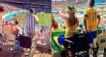 Les miracles de la coupe du monde ...