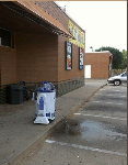 Had a Long Night Out With C-3P0