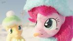 Pinkie Pie And The Snowflake