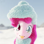 Pinkie Pie's Winter Outfit