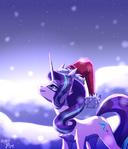 It's snowing~ (mlp fanart