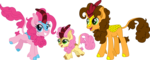 Kirin Cheesepie family
