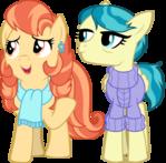 Scootaloo's Aunts