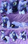 [For SALE] Princess Luna (58 cm)