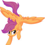 Scootaloo Vector 16 - Teenager