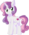 Sweetie Belle Vector - 21 Adult Sweetie Belle