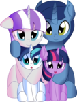 Twilight Sparkle's Family