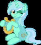 Lyra Vector - 09 Lyre