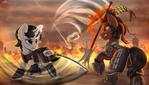 Battle at Hulao Gate